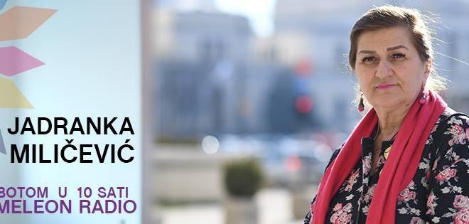 Super žena preko radio antena: Jadranka Miličević – beskompromisna borkinja za prava žena