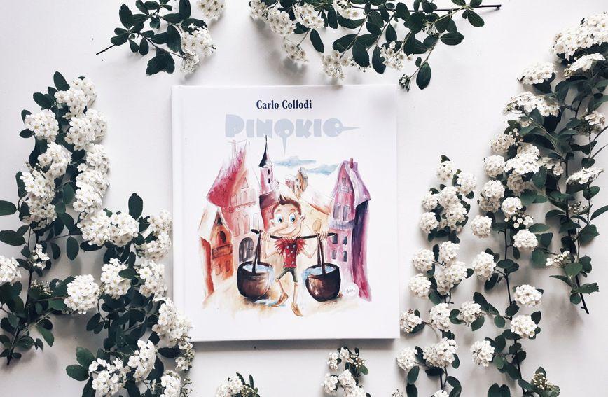 """""""Pinokio"""": Knjiga o drvenom lutku koji nas je naučio da i """"drugačiji"""" mogu biti sretni"""
