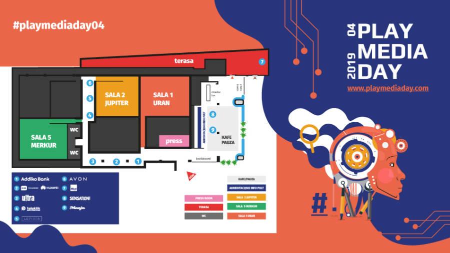 Ovog petka Play Media Day 04 okuplja kreativnu industriju u Banjaluci!