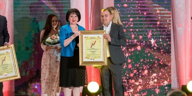 Yana Mikhailova, generalna direktorica kompanije Nestlé za tržišta jugoistočne Evrope dobitnica priznanja