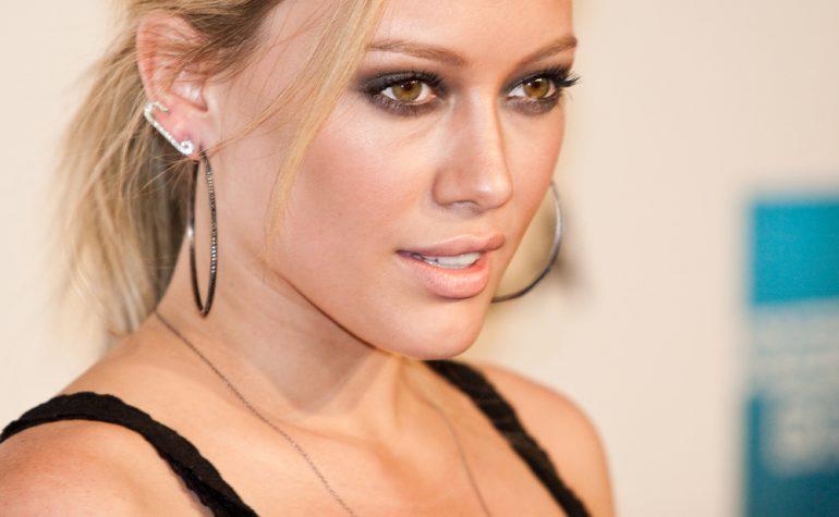 Hilary Duff probušila uši ćerki i pokrenula lavinu komentara!