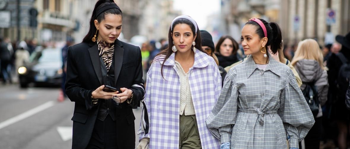 Od malih torbica do jastučića na ramenima: Ovo su trendovi za jesen 2019.