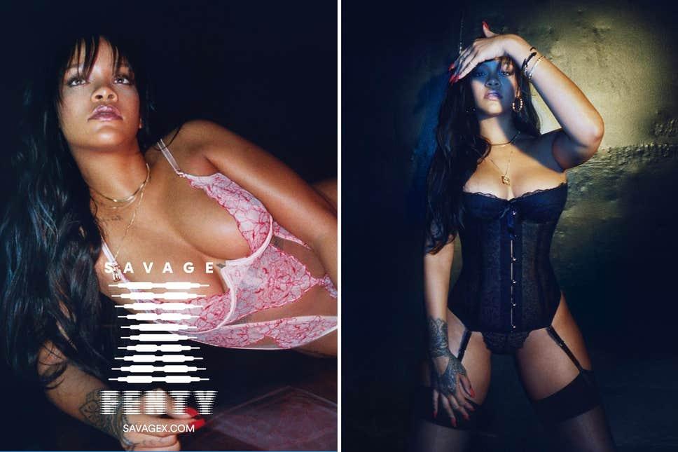 Rihanna lansirala kolekciju donjeg veša, sva zarada ide u humanitarne svrhe