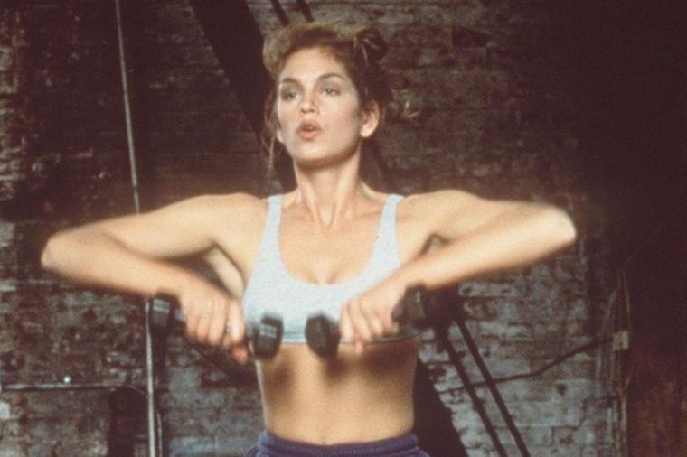 25 godina kasnije, ubedljivo najbolje vježbe za cijelo tijelo: Oblikujte tijelo do perfekcije sa Sindi Kraford! (VIDEO)