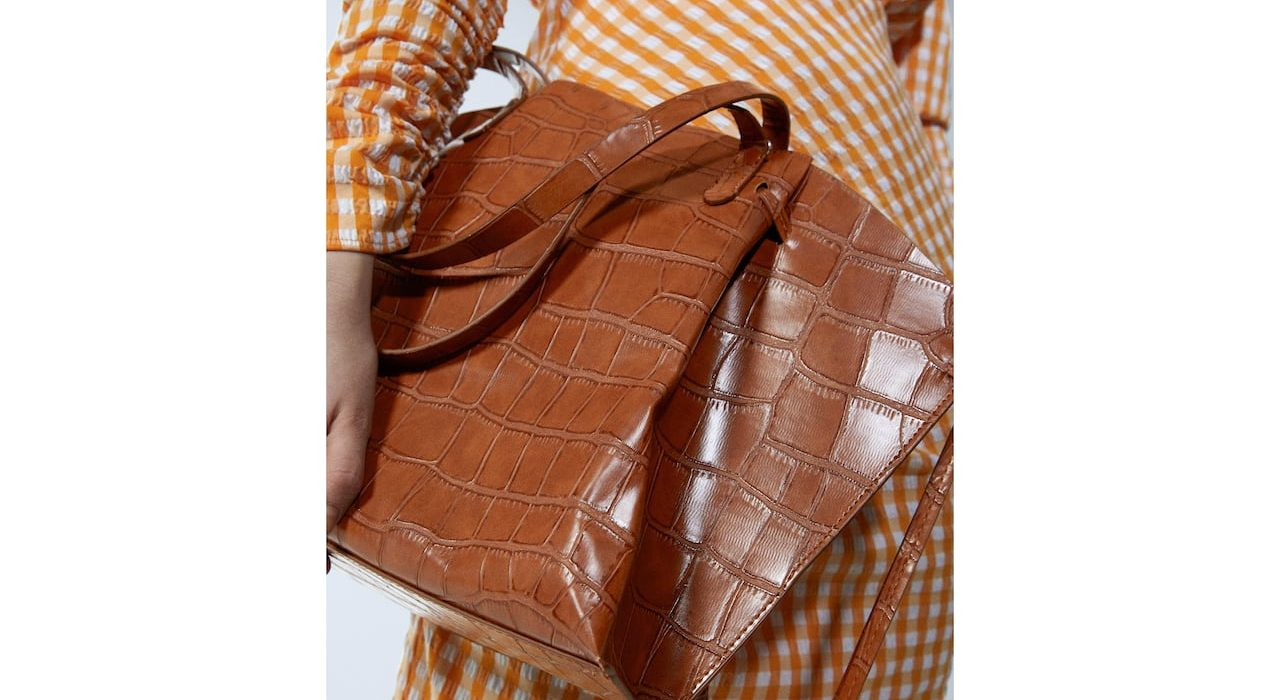 Zara ima odlične modele velikih shopper torbi