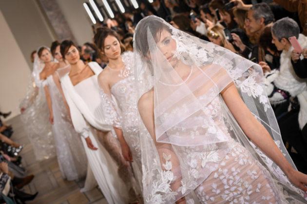 Nove vizije vjenčanih haljina…