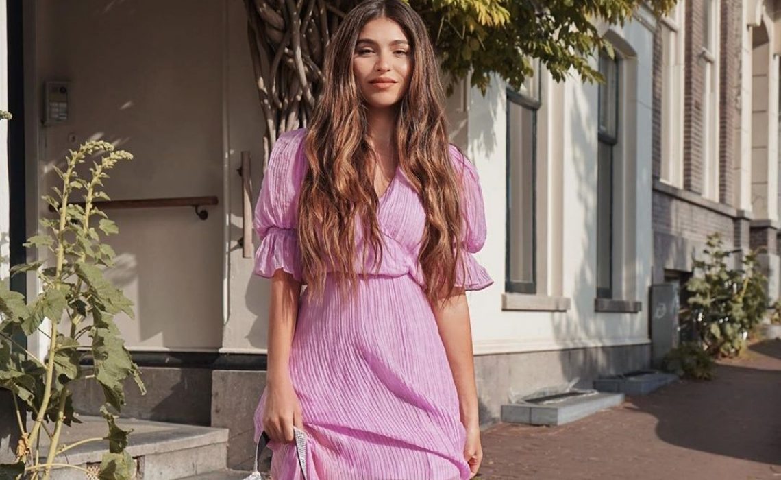 Vrijeme je za boju lavande u novoj hit haljini iz H&M-a