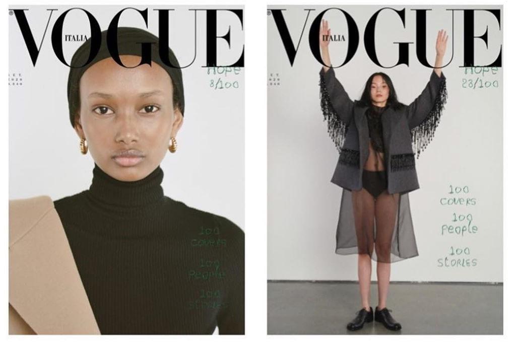 Vogue Italia ima najveći poduhvat ikad: 100 naslovnih strana