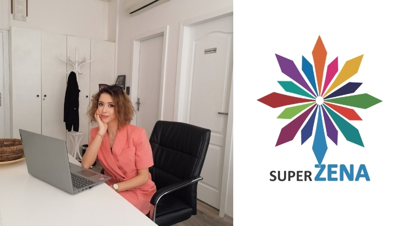 "SUPER ŽENA // Lejla Zonić: ""Žena nikada ne smije zaboraviti sebe!"""