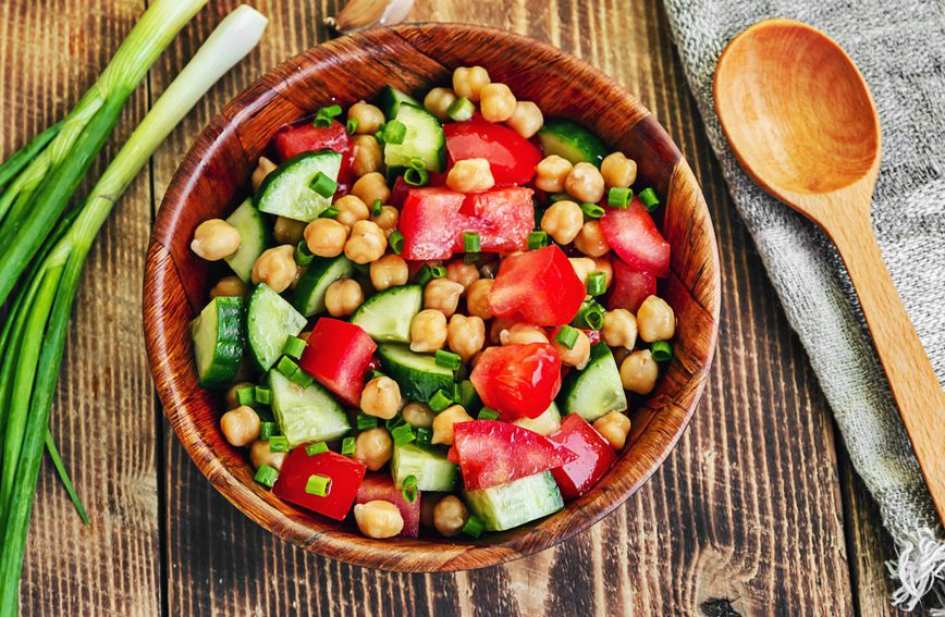 Salata puna proteina koja košta kao jedna vikend kafa!