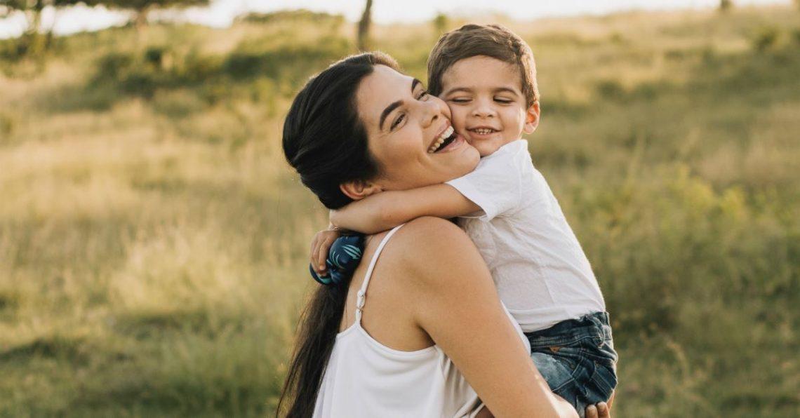 Sretna majka- sretno dijete