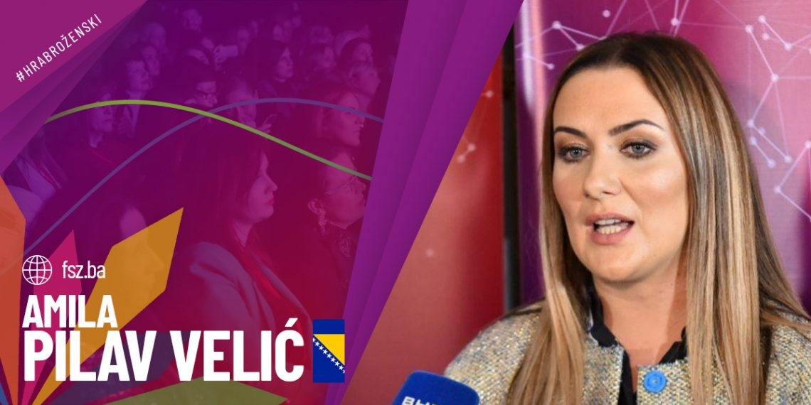 AMILA PILAV – VELIĆ – žena čije inovacijske ideje pomjeraju granice u BiH