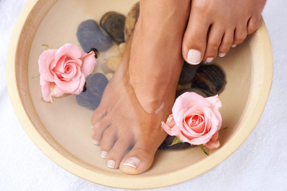 Jednostavan trik za lijepa i mekana stopala