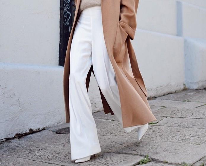 7 prijedloga kako trendi hlače širokih nogavica stilizirati u svakodnevna izdanja