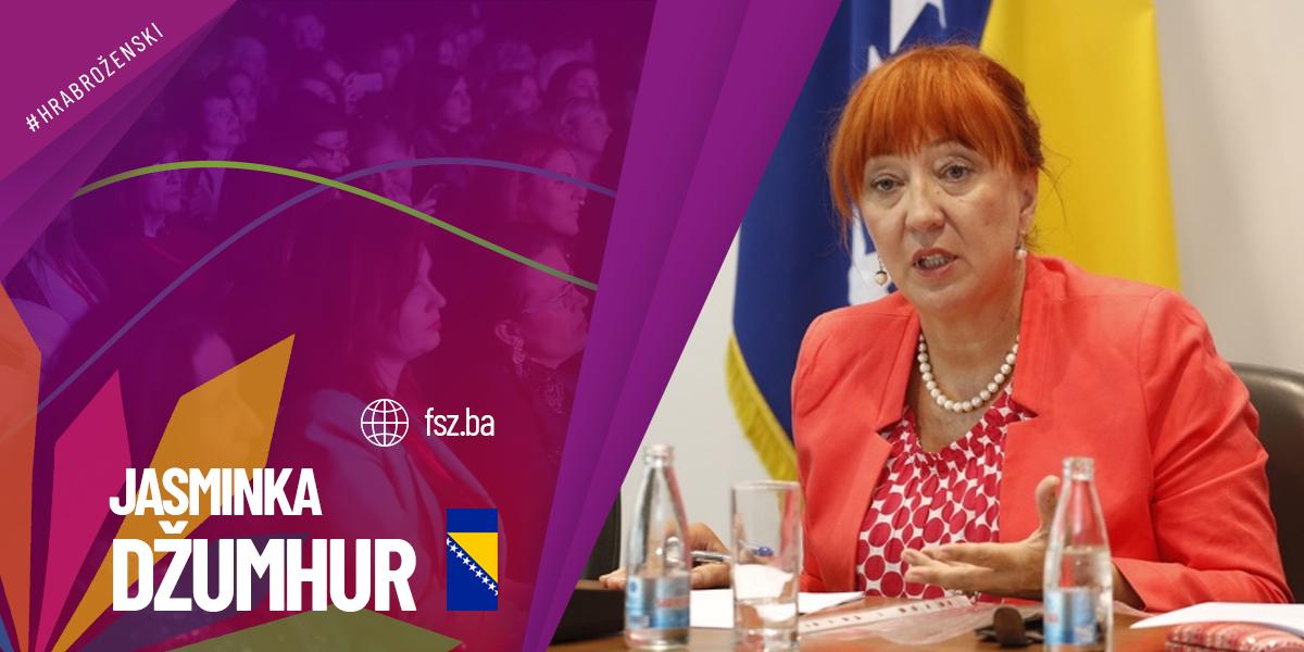 JASMINKA DŽUMHUR: Ombudsmenka za ljudska prava u BiH čijih 30 godina iskustva izaziva ogromno poštovanje
