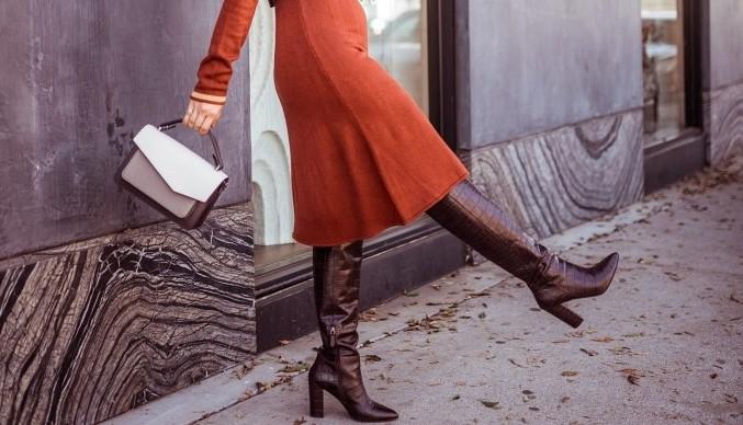 Stylish kožne čizme koje će sjajno izgledati u baš svakoj kombinaciji