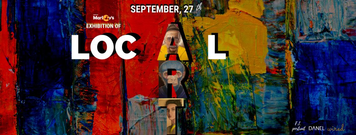 Tri vrste umjetnosti ujedinjene u LOC(ART)L izložbu