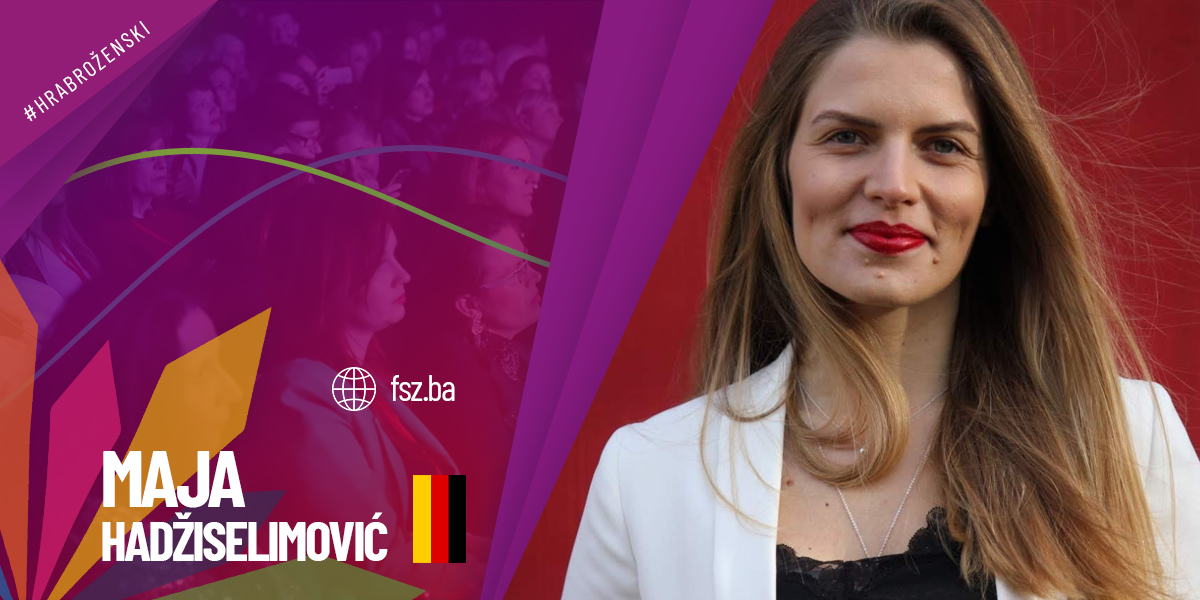 Maja Hadžiselimović – žena kojoj se i najmoćniji u svijetu robotike dive