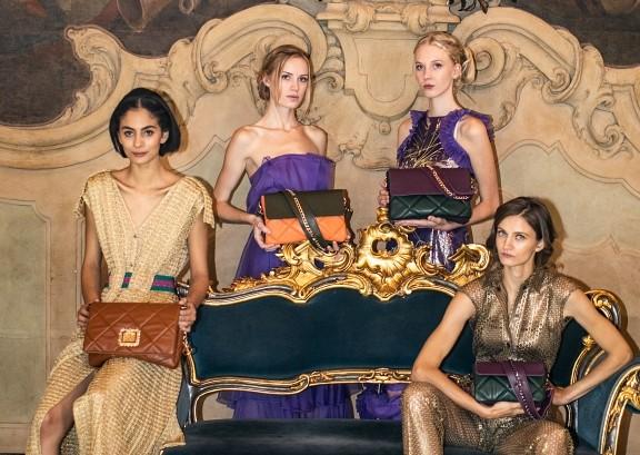 Donosimo fotografije predstavljanja domaćeg brenda My Lovely Bag na Milan Fashion Weeku