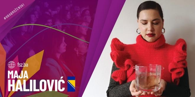 Maja Halilović – žena koja se jedina bavi biodizajnom u BiH