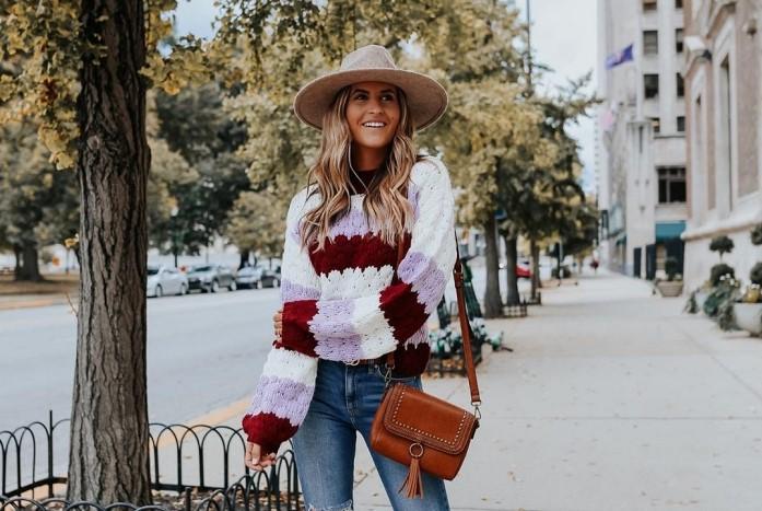 15 upečatljivih i trendy color block džempera iz high street ponude