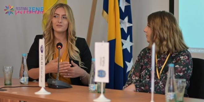 Festival savremene žene – Narodno pozorište Tuzla i Gradska vijećnica TBC domaćini današnjih predavanja