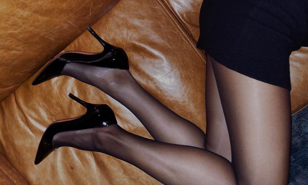 Imate li prozirne čarape? Kupite ih za chic jesenske kombinacije